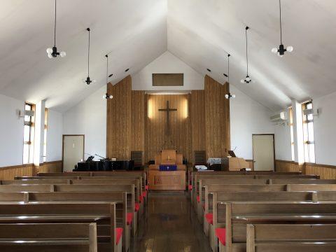 礼拝堂写真